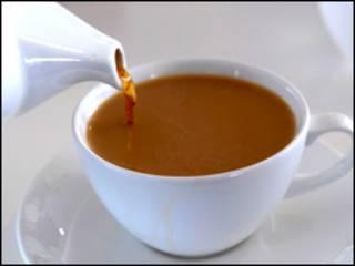 茶杯和茶壺