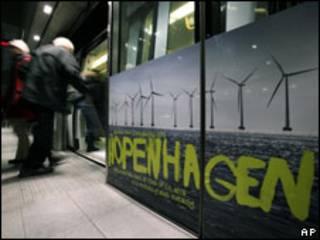 Постер саммита в Копенгагене