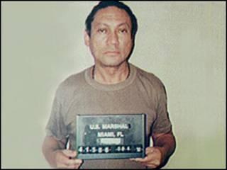 Manuel Noriega (arquivo)