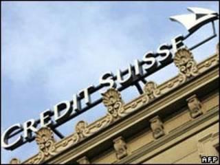 Logo de Credit Suisse