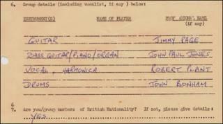 Записка из архива Би-би-си