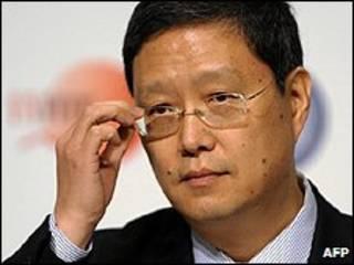 هه یافی معاون وزارت خارجه چین