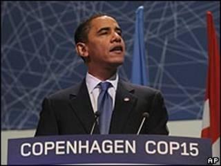 أوباما يتحدث امام القمة