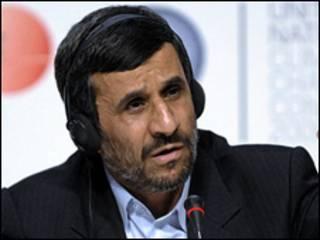احمدی نژاد- عکس از خبرگزاری فرانسه