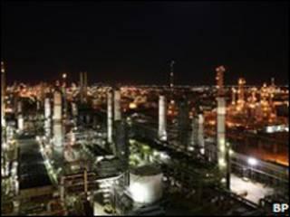 Refinería de BP en Texas