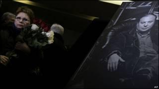 Похороны Егора Гайдара