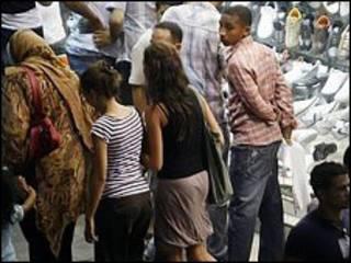 سوق في مصر
