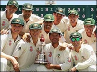 ऑस्ट्रेलिया के क्रिकेट खिलाड़ी