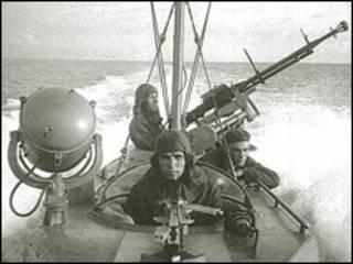 سربازان شوروی در افغانستان