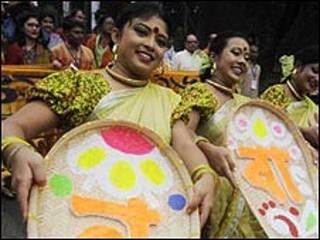 बंगाली महिलाएं