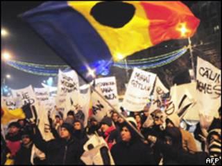 Conmemoración en Rumania del 20º aniversario de la revolución de 1889