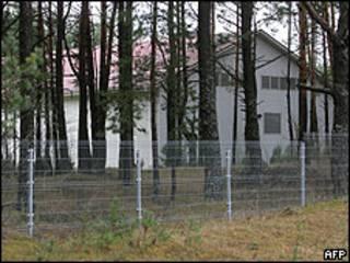 Supuesta cárcel clandestina en Lituania