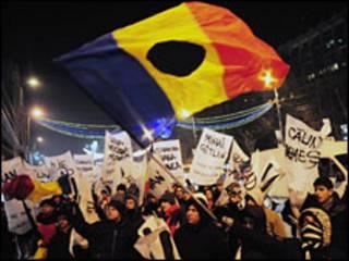 20 річниця повалення режиму - це свято. Але ті дні для багатьох румунських родин стали трагічними
