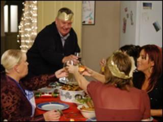 米其林标准的圣诞大餐