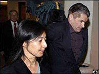 Mayumi y Richard Heene