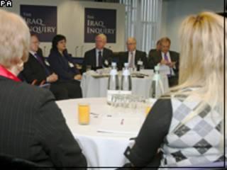 لجنة التحقيق في حرب العراق