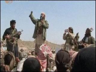 ناشطون في تنظيم القاعدة باليمن