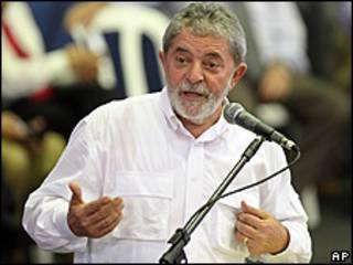 Luiz Inácio Lula da Silva (arquivo)