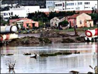 فيضانات في المغرب