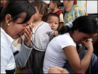 Refugiados hmong en Tailandia