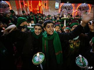 Ashura en Kerbala