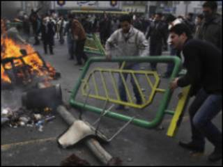 اضطرابات ايران