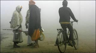 उत्तर भारत में सर्दी