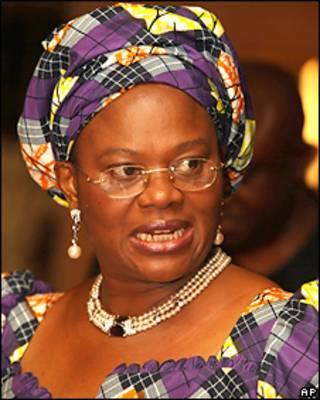 Ministar yada labara da sadarwa  ta Nijeriya