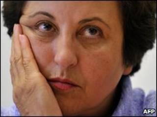 Nobel de la Paz, Shirin Ebadi