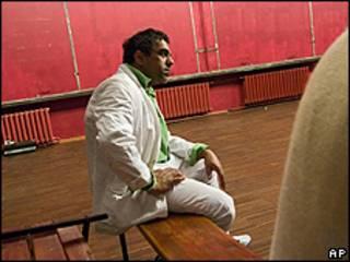 Akmal Shaikh. (Foto: Luis Belmonte Díaz)