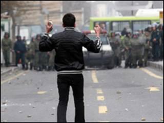 اعتراضات بعد از انتخابات
