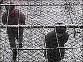 В российской тюрьме. Снимок НТВ