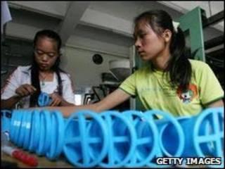 Industri manufaktur Cina