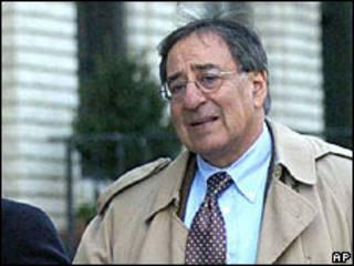 Leon Panetta, director de la CIA