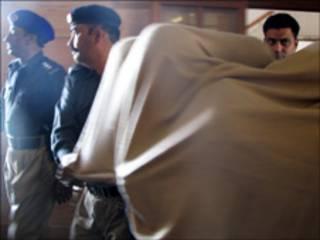 فائل فوٹو، کراچی گرفتاری
