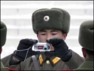 Солдат Северной Кореи