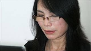 Nhà văn Võ Thị Hảo (Hình: VietnamNet)
