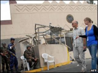 Embajada de EE.UU. en Yemen