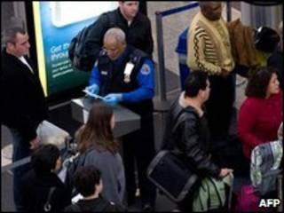 аеропорт у США