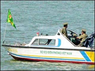 Bộ đội biên phòng VN (Ảnh: VietnamNet)