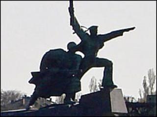 Радянський пам'ятник у Севастополі