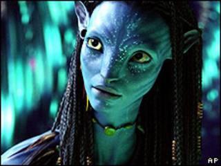 Personaje de Avatar.