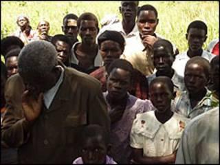 مواطنون اوغنديون