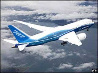 Dreamliner de Boeing