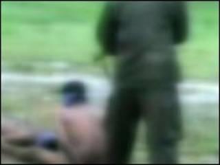 سری لنکا میں تشدد