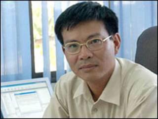 Ông Lương Hoài Nam (Ảnh của VietnamNet)