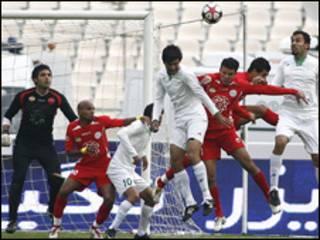 بازی پرسپولیس و ذوب آهن- عکس از خبرگزاری مهر