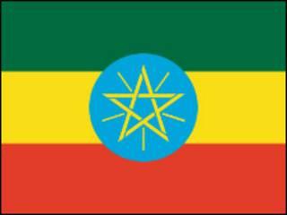 Bendera ya Ethiopia