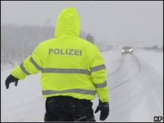 Policial alemão