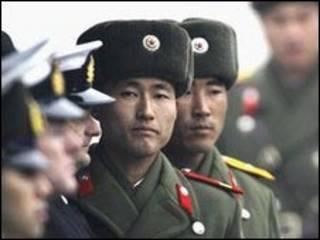نظامیان کره شمالی